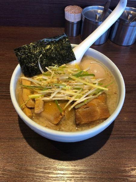 「二九八家ら〜麺」@二九八家 いわせの写真