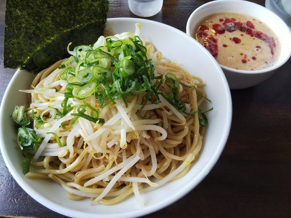「【限定】シビカラ味噌たんたん (大盛り 600g:同一料金)」@ぶしもりや めんめんの写真