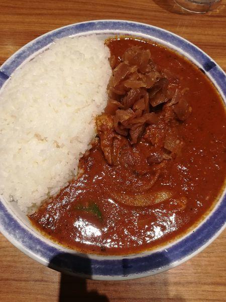 「ビーフカレーランチセット70辛900円」@エチオピア カリーキッチンの写真