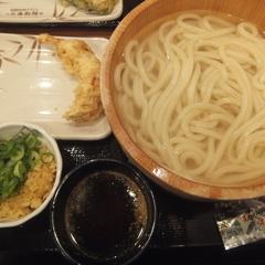 丸亀製麺 上野中央通り店の写真