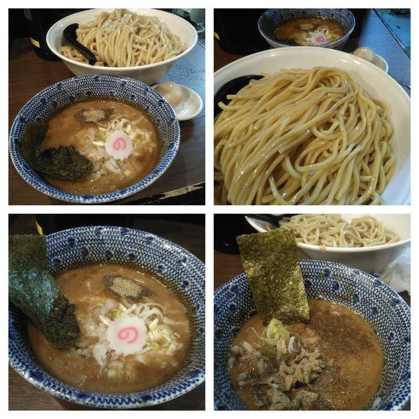 「つけ麺特盛り」@狼煙 東大宮店の写真