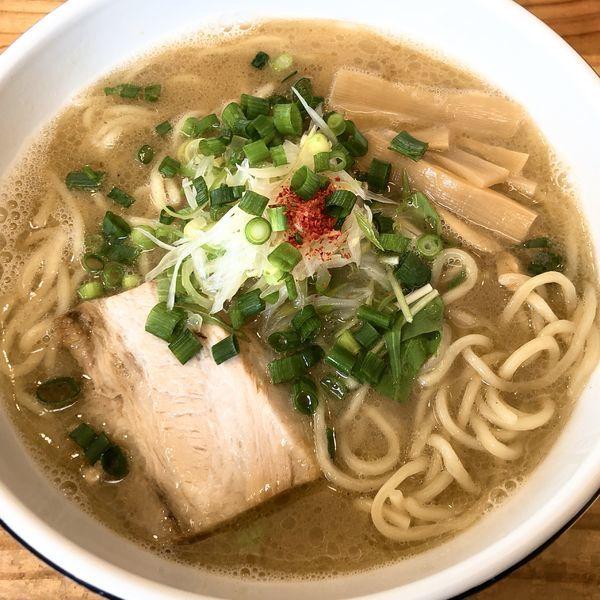 「からっ風かさね味(塩)」@中華麺酒家 からっ風の写真