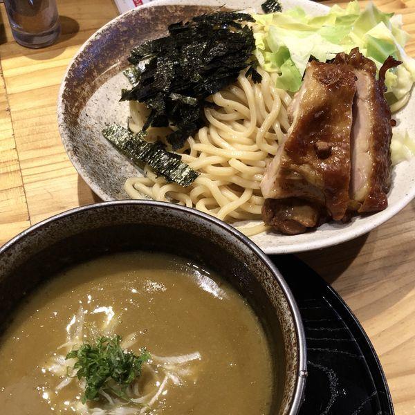 「牡蠣つけ麺」@中華蕎麦 つけ麺 五味五香の写真
