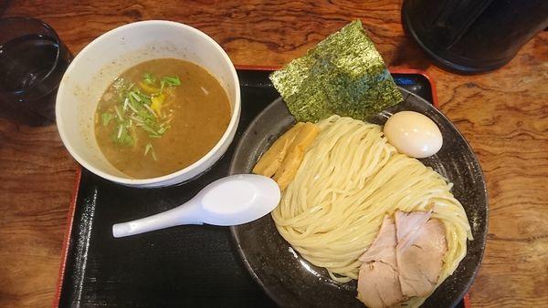 「味玉つけ麺」@神勝軒 下永谷店の写真