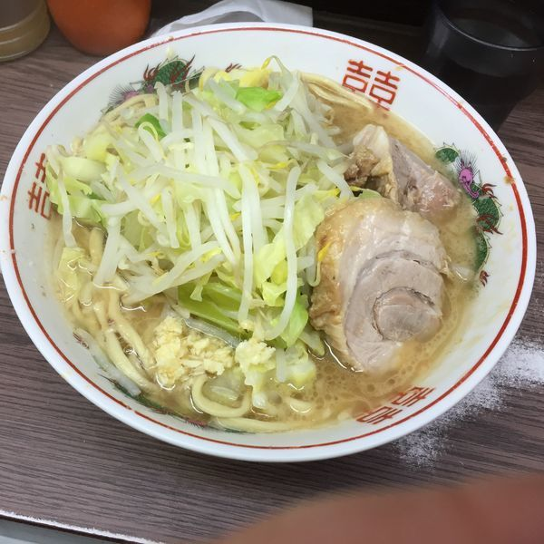 「小ラーメン」@ラーメン二郎 横浜関内店の写真