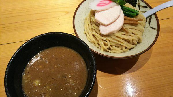 「濃厚煮干しつけ麺(大)」@麺屋 薫風の写真
