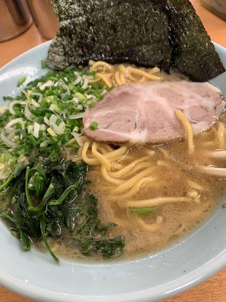 「ラーメン➕ねぎだく」@極楽汁麺 らすたの写真
