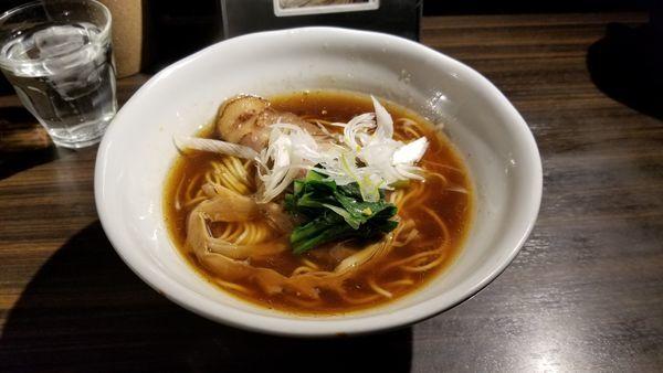 「中華そば」@麺や 豊の写真