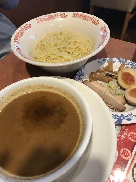 「つけ麺」@バーミヤン 神奈川大口店の写真