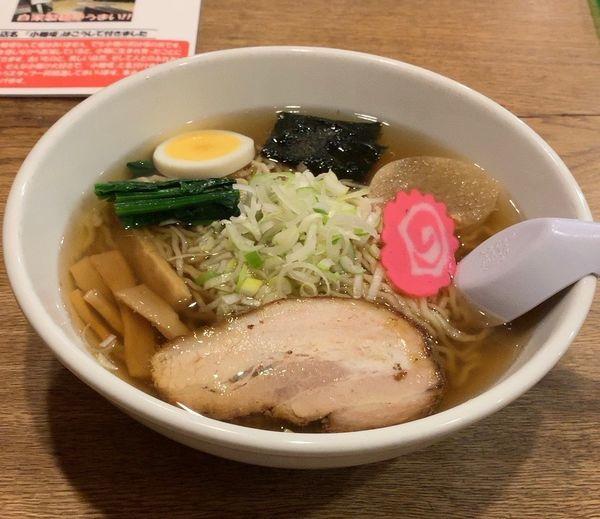 「一番だしらーめん」@らーめん処 小樽坂の写真