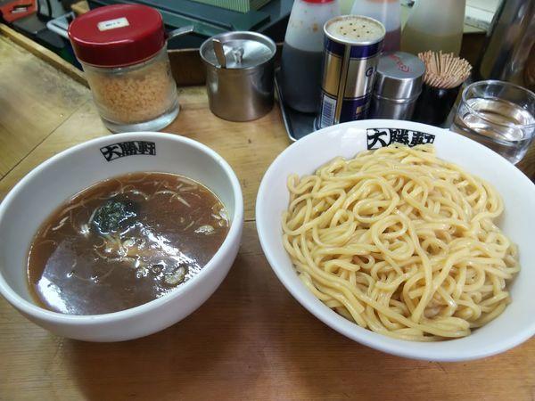 「つけそば 大盛(¥590+120)」@中野大勝軒の写真