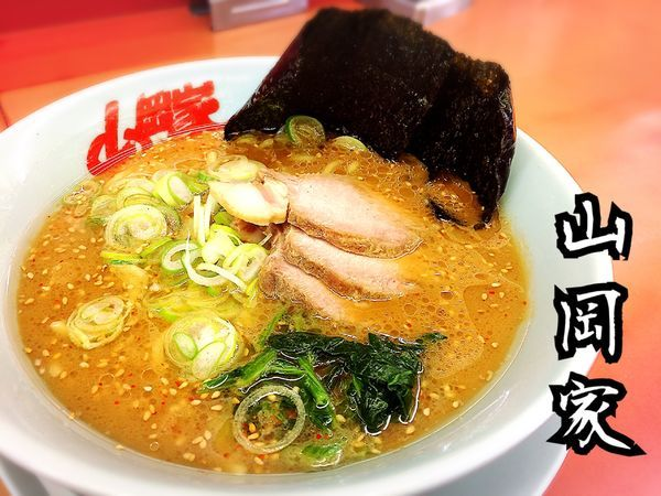 「味噌ラーメン¥650」@ラーメン山岡家 桑名店の写真