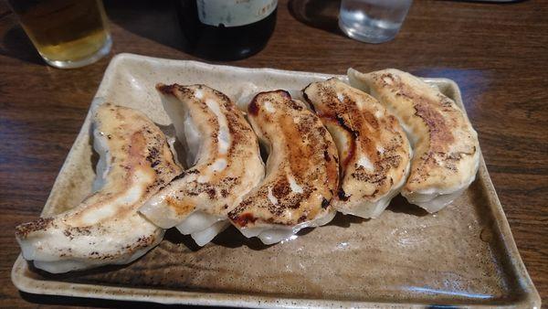 「餃子」@中国料理 芙蓉亭の写真