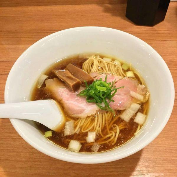 「らぁ麺、替玉」@らぁ麺 時は麺なりの写真