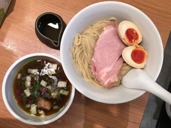 「味玉つけ麺」@らぁ麺 時は麺なりの写真