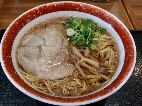 「ラーメン」@福山サービスエリア(下り)の写真