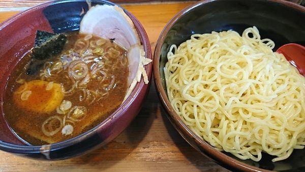「つけ麺(小盛)800円」@竹屋 新秋津店の写真
