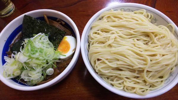 「メンマつけ麺 900円」@各務原 大勝軒の写真