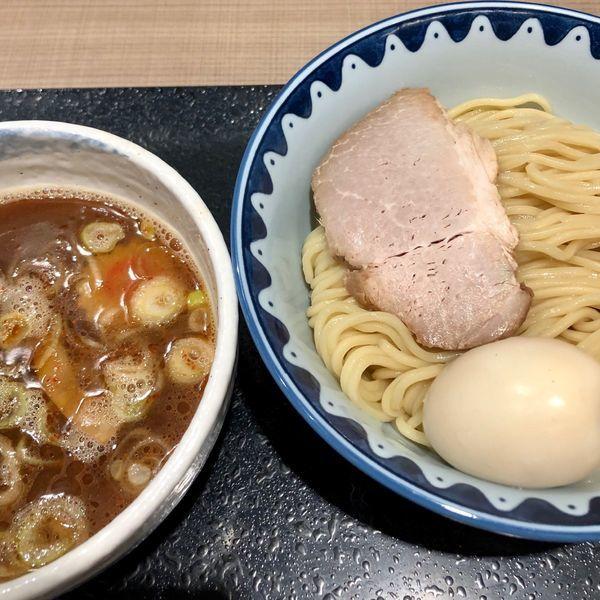 「もり半熟煮玉子そば (990円)」@羽田大勝軒の写真
