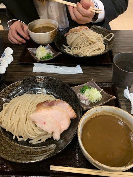 「つけ麺大」@つけ蕎麦 中華蕎麦 尚念の写真