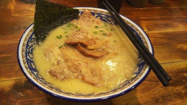 「味噌チャーシューメン」@にんにくや 堀之内店の写真