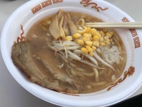 「新潟濃厚味噌ラーメン」@名古屋ラーメンまつり2019の写真