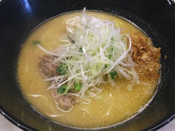「白味噌らーめん(900円)」@みつか坊主 醸の写真