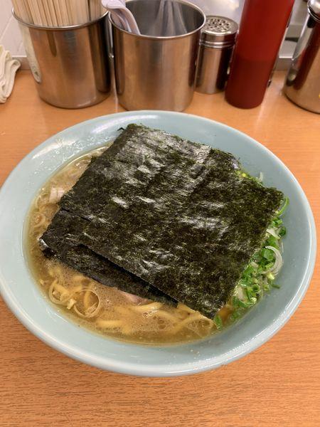 「らーめん+ねぎだく:820円」@極楽汁麺 らすたの写真