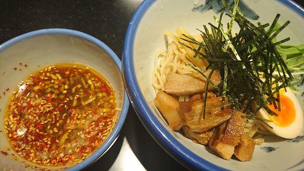 「柚子露つけ麺(1280円)」@らーめん AFURI メッツァビレッジ店の写真