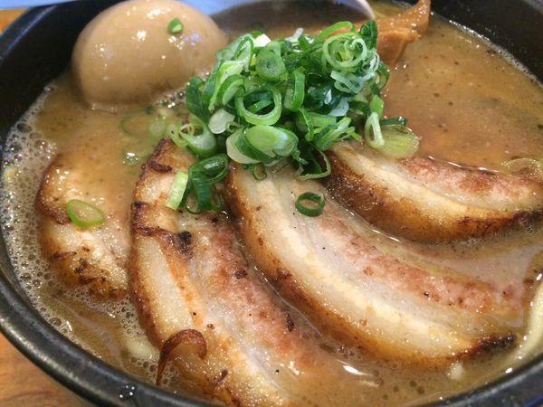 「醤油味玉チャーシュー¥1180」@麺匠 るい斗の写真