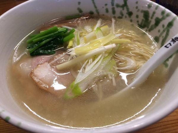 「【限定】冬野菜出汁ラーメン¥900」@ロ麺ズの写真