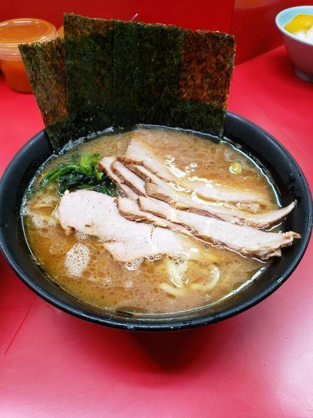 「チャーシュー麺」@杉田家の写真