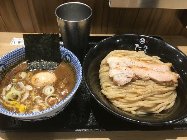 「つけ麺」@麺屋 たけ井 阪急梅田店の写真