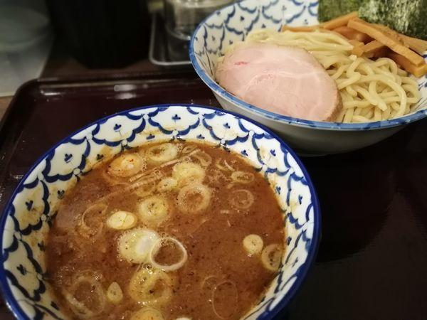 「つけ麺(普通)」@兎に角 柏高島屋ステーションモール店の写真