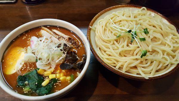 「期間限定 もりそば味噌 ¥880」@東池袋大勝軒 八王子店の写真