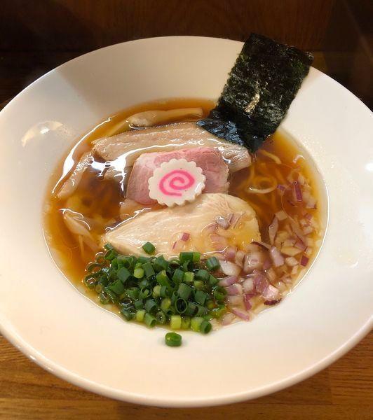 「ネオクラッシック ¥1000」@麺庵 小島流の写真