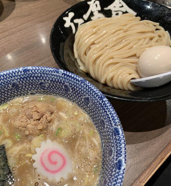「得製つけ麺」@六厘舎TOKYO ソラマチ店の写真
