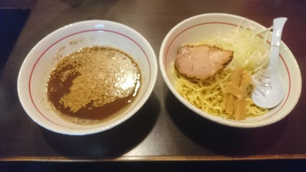 「つけ麺」@らあめん家  樹雅の写真