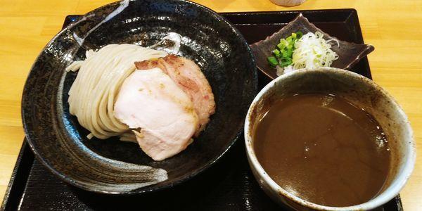 「濃厚つけ麺 並盛」@つけ蕎麦 中華蕎麦 尚念の写真