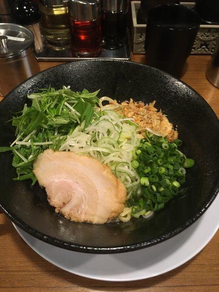 「極み鶏まぜそば(860円)」@富意家の写真
