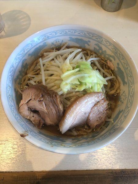 「ラーメン」@らーめん 陸 尾山台店の写真