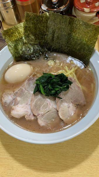 「チャーシュー麺」@横浜ラ~メン 曙家の写真