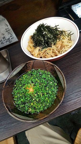 「港屋風小麦蕎麦(ラー油無し)780円」@かぶ吉の写真