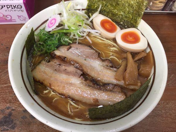 「らーめん」@麺屋こうきの写真