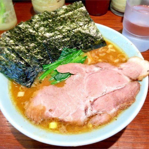 「濃厚ラーメンかなや 1周年記念コラボイベント  【麺屋 庄太】×」@ラーメンかなやの写真