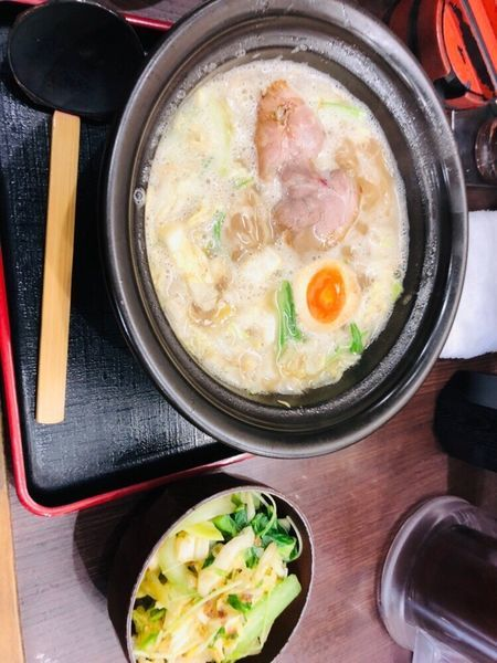 「塩ラーメン」@せんじゅ 麺処 猪太の写真