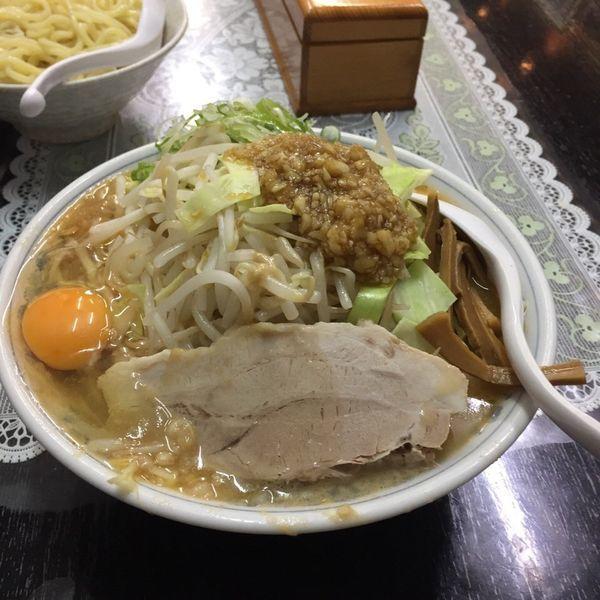 「限定ラーメンパンチョ」@大勝軒 本庄店の写真