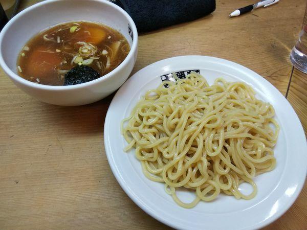 「つけそば +味玉:タイムサービス」@中野大勝軒の写真