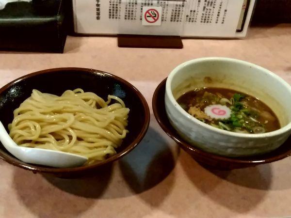 「つけ麺(中盛・250g)790円」@特級豚骨 中華そば湊生の写真