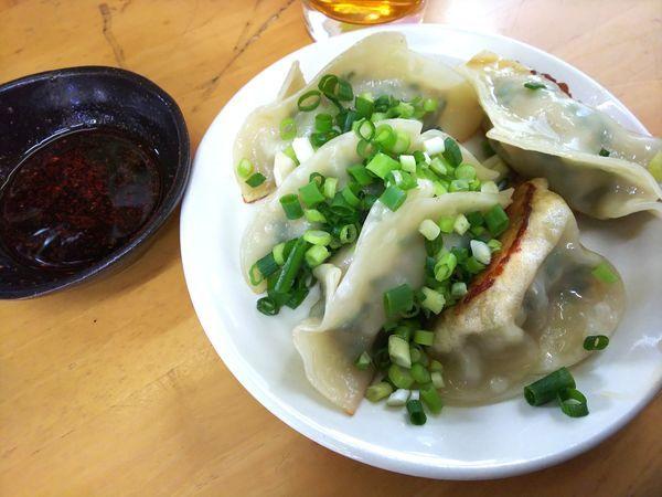 「俺の餃子」@MENYA 食い味の道有楽の写真